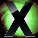 circle, round, green icon