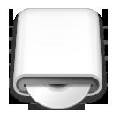 whitedrives, optical icon