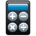 math, calculator icon