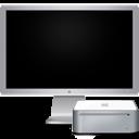 Cinema Display OFF Mac mini icon