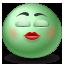 Emot, Kiss icon