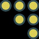 logo, coderwall, social, brand, network icon