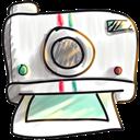 Cartoon, Instant, Photo icon