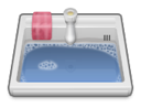 wash, sink icon