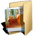 photo, image, folder, picture, pic icon
