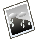 Grayscale icon