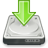 download, disk, save icon