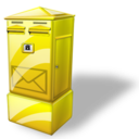 message, mail, email, envelop, letter, box icon