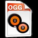 audio, ogg icon