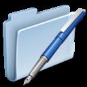 Vectors Folder Badged icon