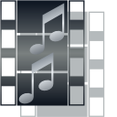 multimedia, pack, music, package icon