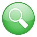 zoom in, enlarge, magnifying class, magnifier icon