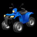 quadbikeblue icon