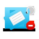 delete, del, remove, tag icon