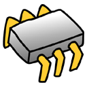 memory, ram, chip, mem icon