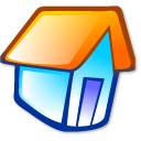 home, building, gohome, homepage, house icon