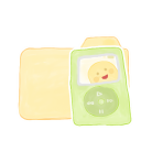 Folder Vanilla iPod icon