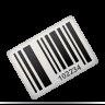 barcode, price, diagram icon