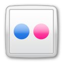 social, social network, flickr, social media icon