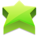 bookmark, star, favourite icon