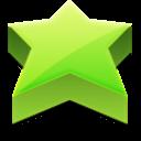 bookmark, star, favourite icon