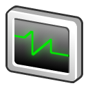 screen, display, system, computer, monitor icon