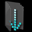 folder,down icon