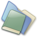 folder, document, file, paper icon