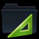 folder, badged, project icon