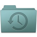 Backup, Folder, Willow icon