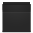 blank, empty, trash, recycle bin icon
