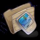 Folder Pictures Folder 2 icon