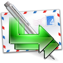 envelop, mail, replyall, letter, email, message icon
