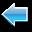 left, prev, back, arrow, previous, backward icon