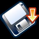 3floppy mount icon