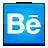 social, behance icon