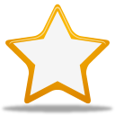 Empty, Star icon