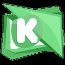 social, socialpack, ideas, ubercons, kickstarter icon