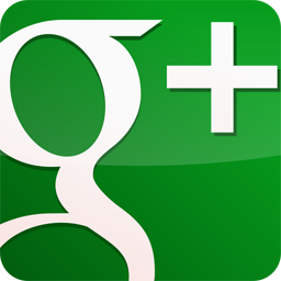 green, googleplus, gloss icon