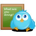 twitter, bird, 8 icon