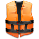 support, help, vest, life icon