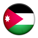 Flag, Jordan, Of icon