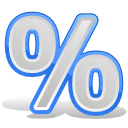 kpercentage icon
