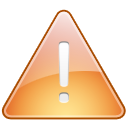 alert, warning, exclamation icon
