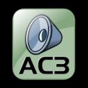 audio,ac3 icon