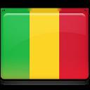 Mali Flag icon