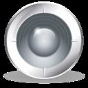 speaker, music icon