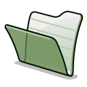 green, matrix icon