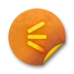 shout, logo, wire icon