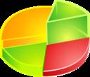 Pie Diagram icon